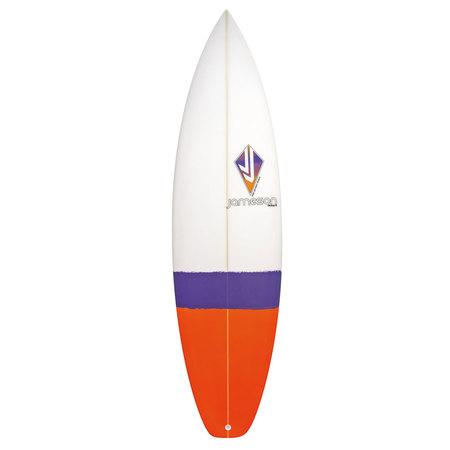SURF SUPERFROG 6.2 MISFIT SHORTBOARD 2017