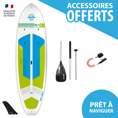 SUP BIC ACE TEC 10.0 CROSS 2017 10.0
