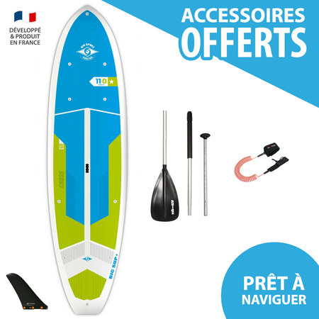 SUP BIC ACE TEC 11.0 CROSS ADVENTURE 2017 11.0