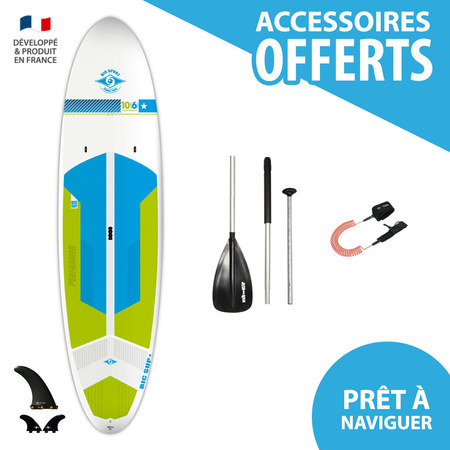 SUP BIC ACE TEC 10.6 PERFORMER WHITE 2017 10.6