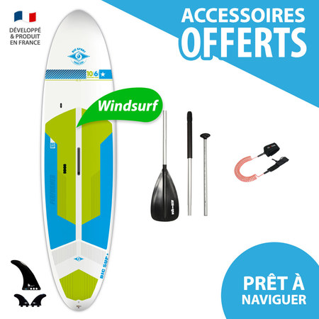 SUP BIC ACE TEC 10.6 PERFORMER WIND 2017 10.6