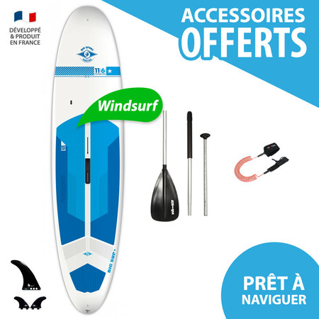 SUP BIC ACE TEC 11.6 PERFORMER WIND 2017 11.6