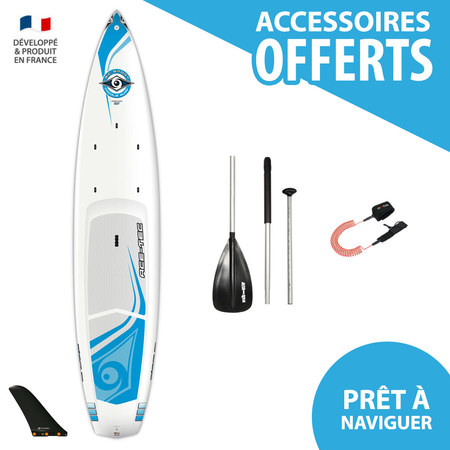 SUP BIC ACE TEC 12.6 WING WHITE 2017 12.6
