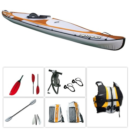 KAYAK GONFLABLE BIC NOMAD HP1