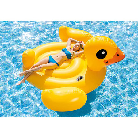 MEGA CANARD JAUNE GONFLABLE INTEX 56286EU