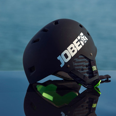 CASQUE JOBE BASE HELMET BLACK