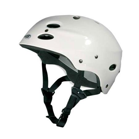 CASQUE AQUADESIGN VIBE SLALOM BLANC