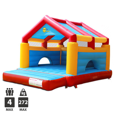 CHATEAU GONFLABLE HAPPY HOP SUPER BOUNCE HOUSE