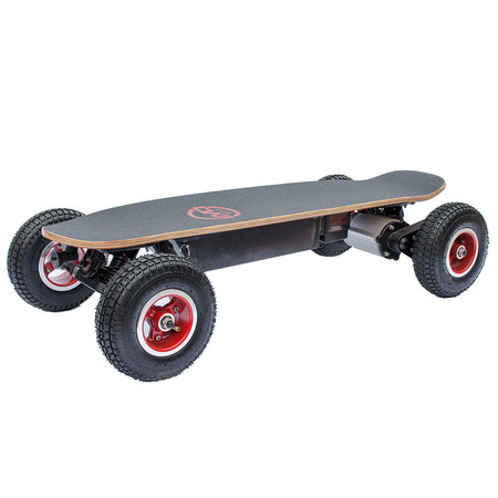SKATEBOARD ELECTRIQUE EVO SPIRIT CROSS 1000 V4 SANS BATTERIE