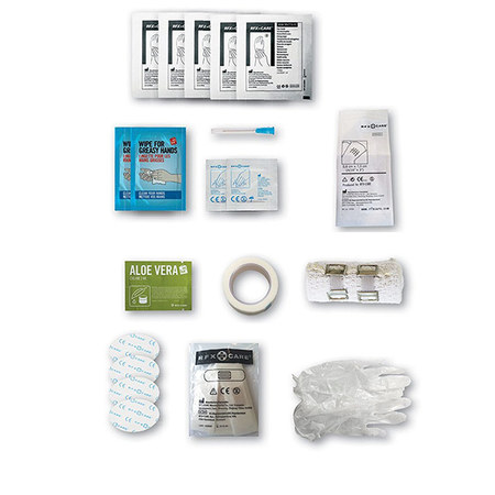 TROUSSE DE SECOURS WATERPROOF MULTISPORT FIRST AID RFX CARE