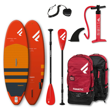 PADDLE FANATIC 2021 RIPPER AIR 7.10 GONFLABLE COMPLET
