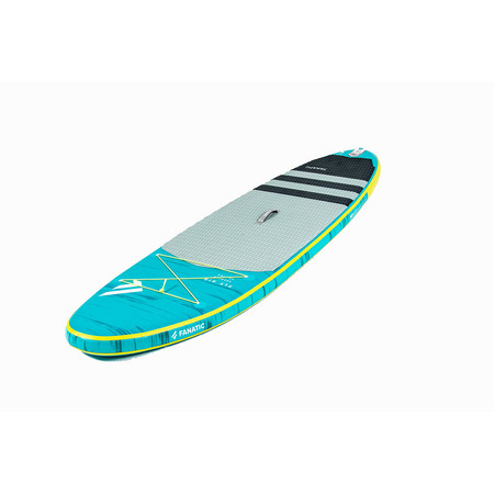 PADDLE FANATIC FLY AIR 9.8 PREMIUM 2021 GONFLABLE + PAGAIE CARBONE C35 COMPLET