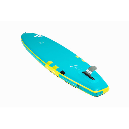 PADDLE FANATIC RAY AIR 11.6x31 PREMIUM 2021 GONFLABLE + PAGAIE CARBONE C35 COMPLET