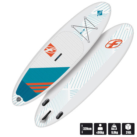 STAND UP PADDLE GONFLABLE F-ONE MATIRA ALL ROUND LW 2017