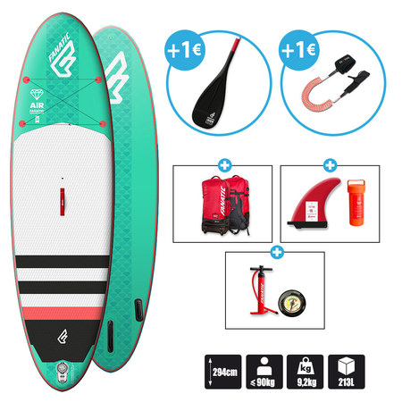 SUP FANATIC 9.8 DIAMOND AIR 2017