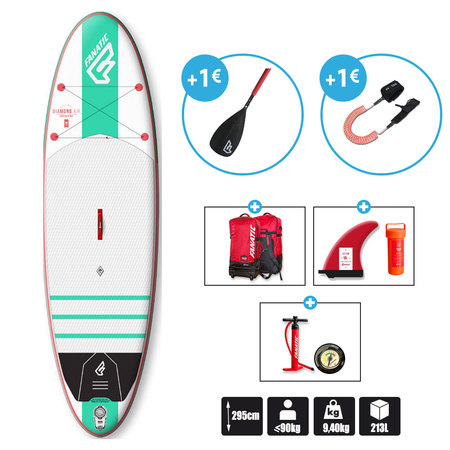 SUP FANATIC 9.8 DIAMOND AIR 2016