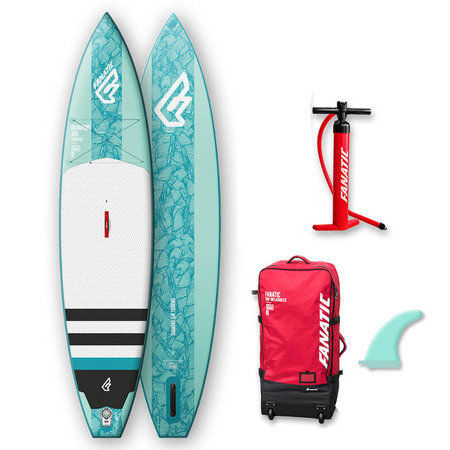 PADDLE GONFLABLE FANATIC DIAMOND AIR TOURING 2019 11.6 11.6