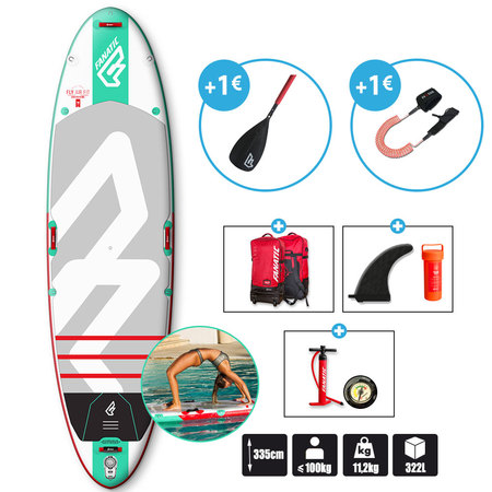 SUP FANATIC 11.0 FLY AIR FIT 2017