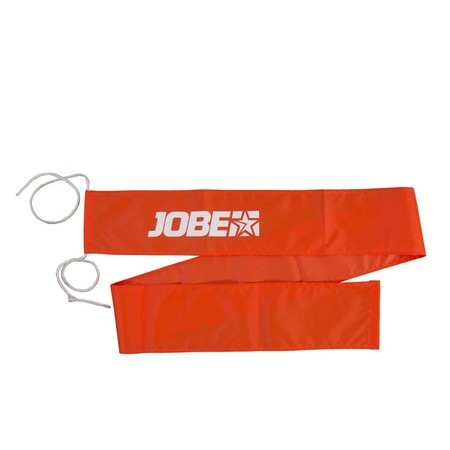 DRAPEAU DE SECURITE JOBE FLAMME SKI ORANGE orange