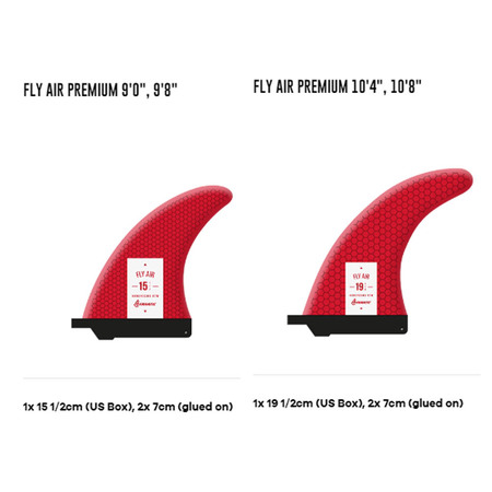 PADDLE GONFLABLE FANATIC FLY AIR PREMIUM 2019 10.8 10.8