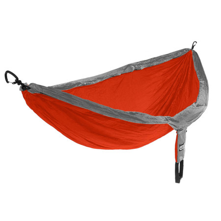 HAMAC DOUBLE ENO DOUBLENEST ORANGE/GRIS