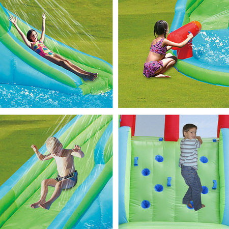 AIRE DE JEUX GONFLABLE HAPPY AIR GIGANTE ACQUATICO 9283