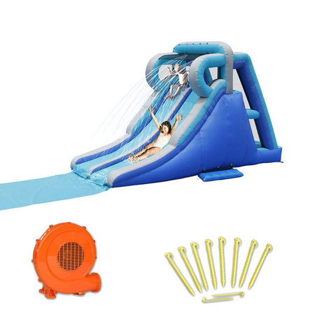 Structure gonflable kamikaze happy hop pas cher en vente sur stock nautigam - Structure gonflable happy hop ...