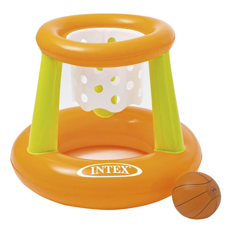 JEU DE BASKET INTEX FLOATING HOOPS 58504NP