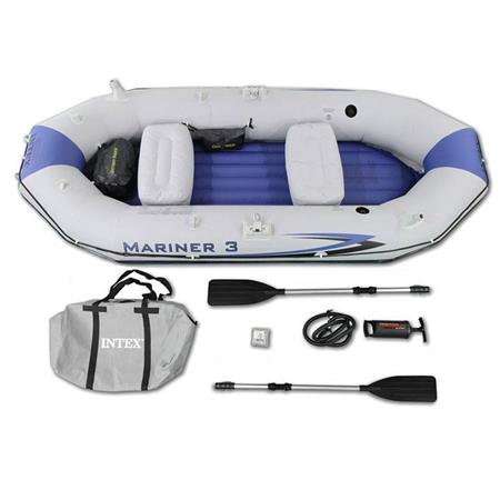 ANNEXE GONFLABLE INTEX MARINER 3 PLACES 68373NP