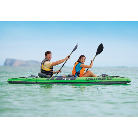 KAYAK GONFLABLE INTEX CHALLENGER K2 68306NP