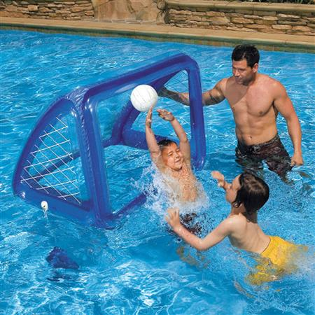 JEU DE WATERPOLO FLOTTANT INTEX 58507