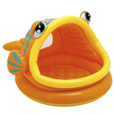 PISCINE BEBE INTEX POISSON EXOTIQUE 57109NP