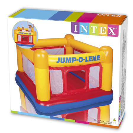 CHATEAU GONFLABLE INTEX PLAYHOUSSE JUMP O LENE (48260) 48260