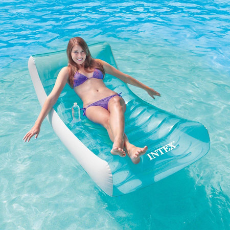 FAUTEUIL INTEX LOUNGE PISCINE GHOST 58856EU