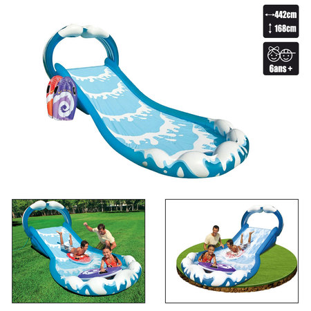 TAPIS GLISSANT INTEX SURF N SLIDE 57469NP
