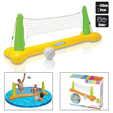 JEU DE VOLLEY FLOTTANT INTEX 56508NP