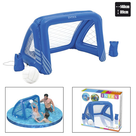 JEU DE WATERPOLO FLOTTANT INTEX (58507) 58507