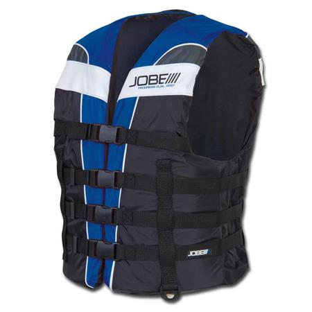 GILET JOBE PROGRESS DUAL VEST BLUE 2XL/3XL