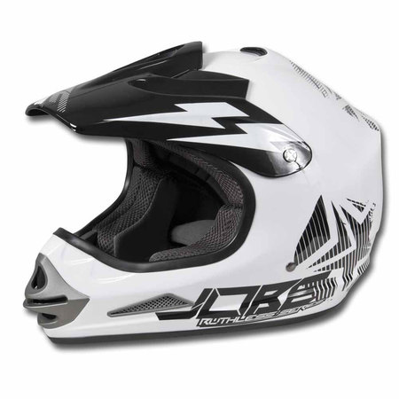 CASQUE JETSKI JOBE RUTHLESS HELMET WHITE XL