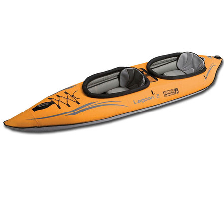 KAYAK GONFLABLE ADVANCED ELEMENTS LAGOON 2 KAYAK SEUL