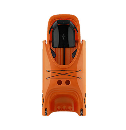 SECTION SUPPLEMENTAIRE POINT 65°N AIRSEAT MARTINI GTX ORANGE SECTIONSUPP