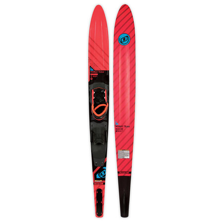 MONOSKI OBRIEN WORLD TEAM 167 + X9 66