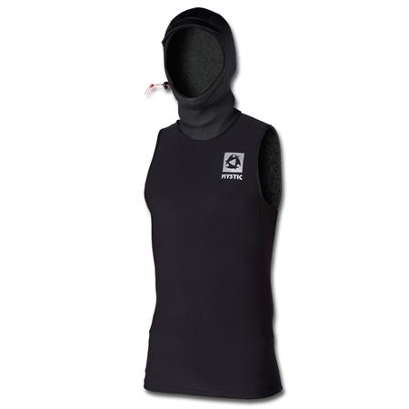 TOP THERMIQUE MYSTIC BIPOLY HOODED TANKTOP