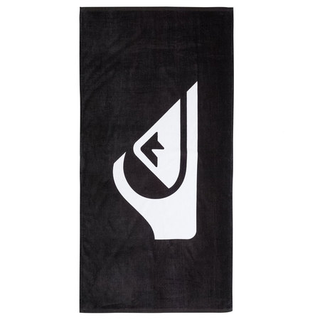 SERVIETTE QUIKSILVER EVERYDAY TOWEL NOIRE