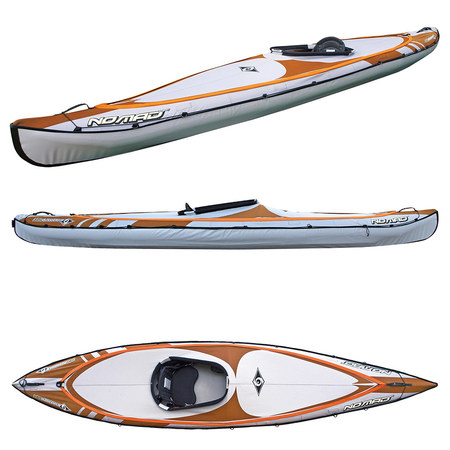 KAYAK BIC NOMAD HP1 GONFLABLE