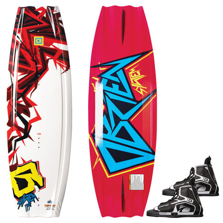 WAKEBOARD OBRIEN SYSTEM 119 + CHAUSSES DEVICE JR 2016