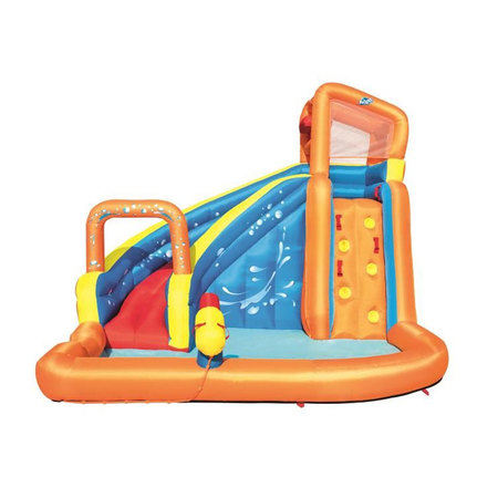 AIRE DE JEUX CHATEAU BESTWAY TURBO SPLASH