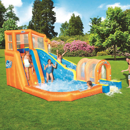 CHATEAU GONFLABLE MEGA PARC AQUATIQUE BESTWAY