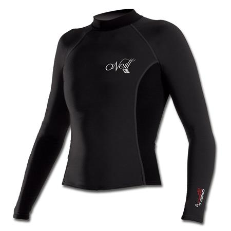 TOP ONEILL THERMO-X CREW WOMEN LS