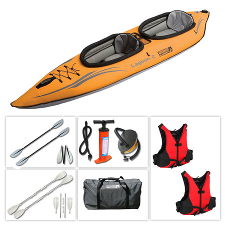 KAYAK ADVANCED ELEMENTS LAGOON 2